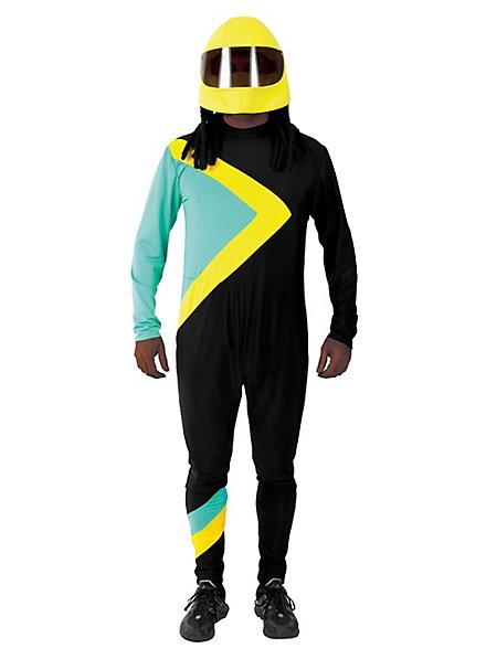 Déguisement de bobeur jamaïcain