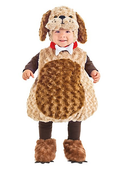 Déguisement de chiot brun pour enfant