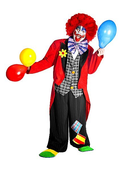Déguisement de clown Deluxe