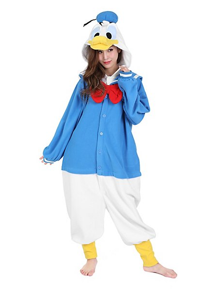 Déguisement de Donald Duck Kigurumi