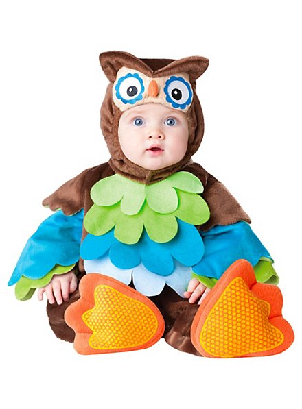 Déguisement de hibou pour bébé