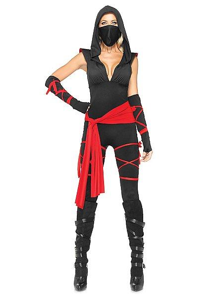 Déguisement de ninja sexy