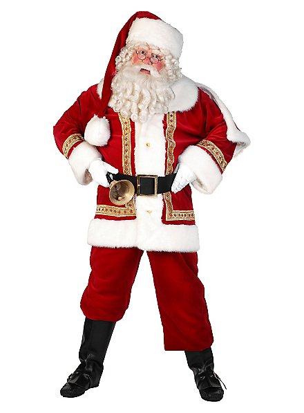 Déguisement de père Noël Deluxe