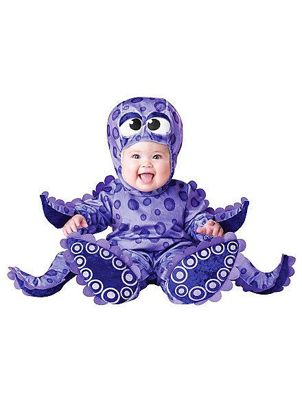 Déguisement de pieuvre pour bébé