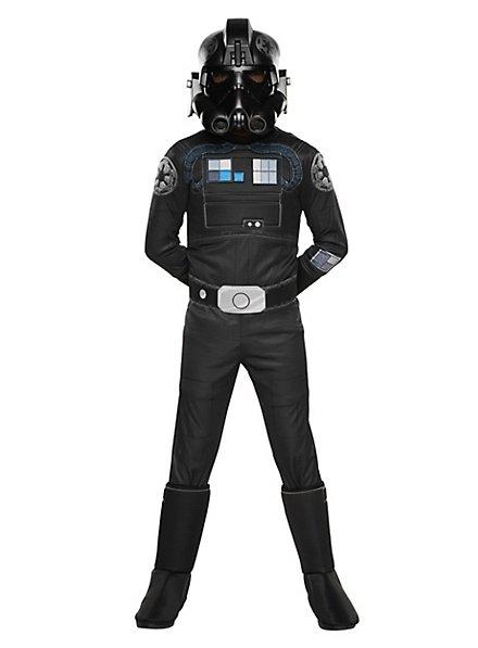 Déguisement de pilote de Tie Fighter Star Wars pour enfant
