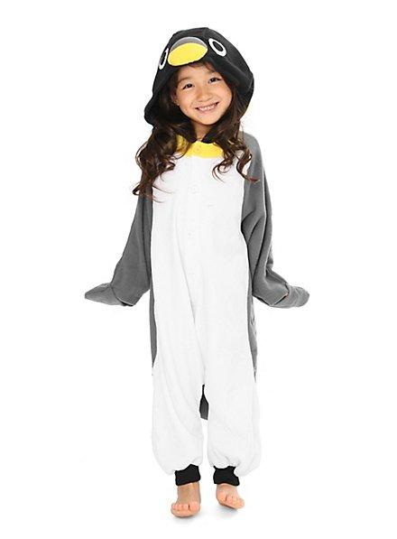 Déguisement de pingouin Kigurumi pour enfant