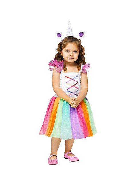 Déguisement de princesse licorne pour enfant