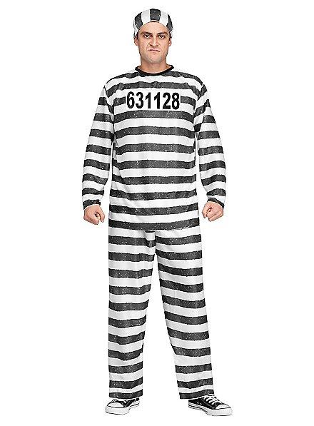 Déguisement de prisonnier