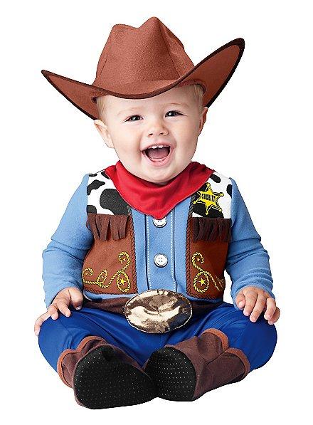 Déguisement de shérif pour bébé