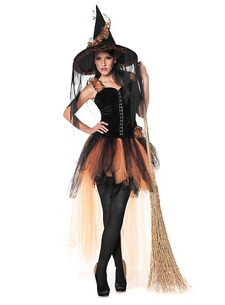 Déguisement de sorcière d'Halloween