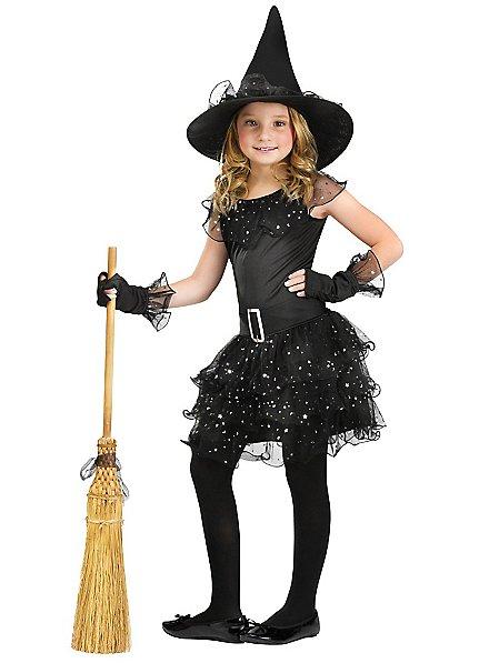 Déguisement de sorcière étoilée pour enfant