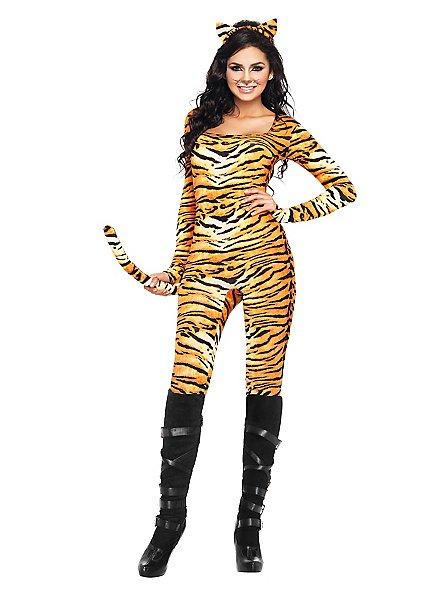 Déguisement de tigre sexy