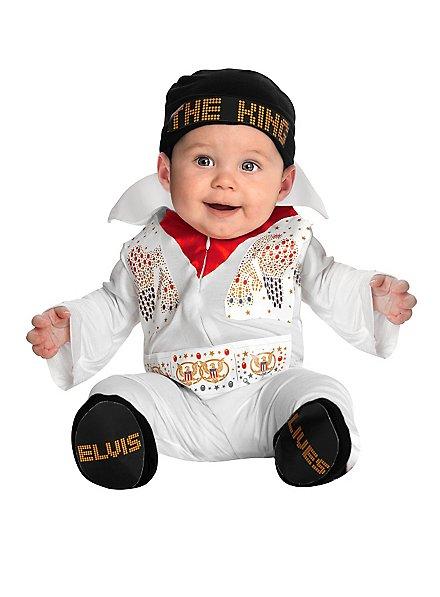 Déguisement Elvis pour bébé