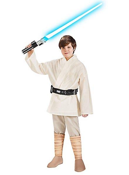 Déguisement Luke Skywalker Star Wars Deluxe pour enfant