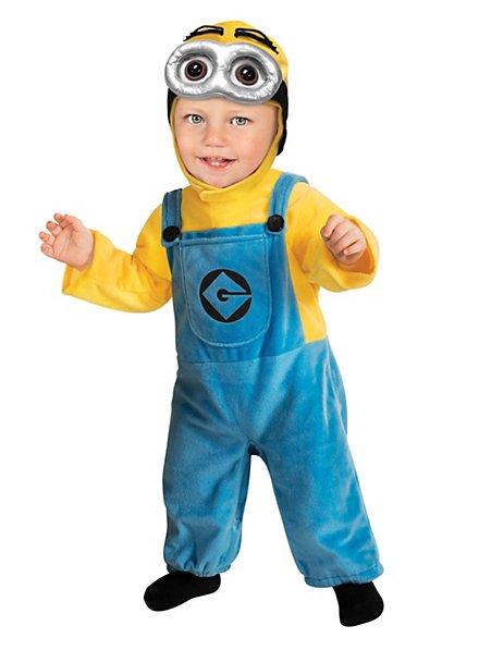 Déguisement Minion Dave Moi, moche et méchant pour bébé