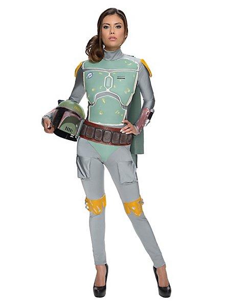 Déguisement Miss Boba Fett Star Wars