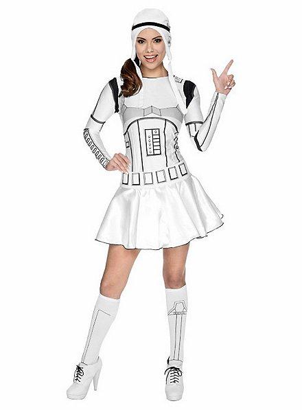 Déguisement Miss Stormtrooper sexy