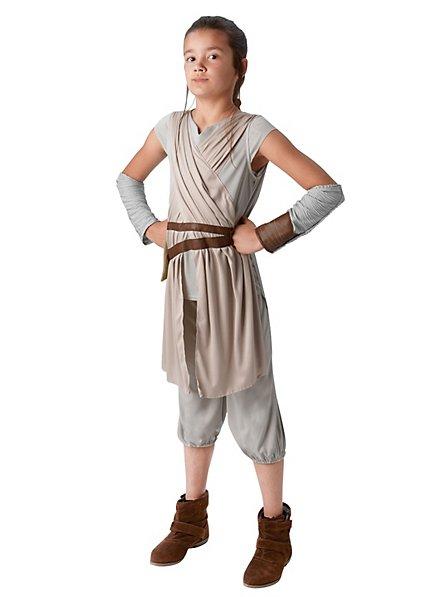 Déguisement Rey Star Wars Deluxe pour enfant