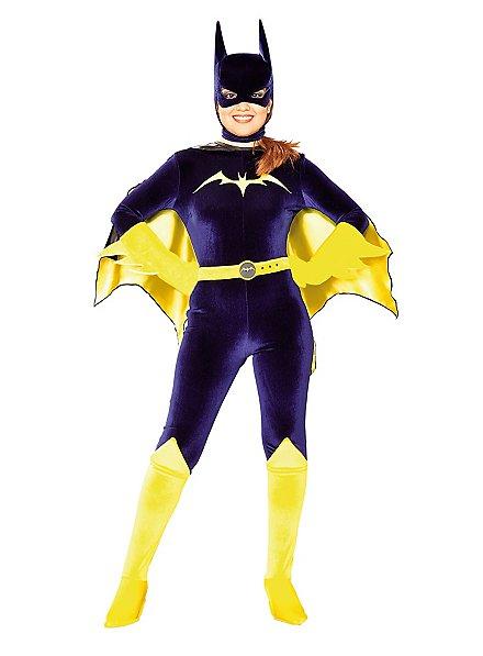 Déguisement super-héroïne Batgirl