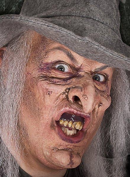 Demi-masque sorcière