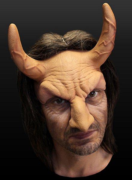 Demon Mask Minotauros Latex Half Mask