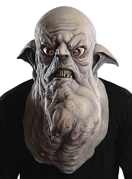 Der Hobbit Goblin-König Maske aus Latex