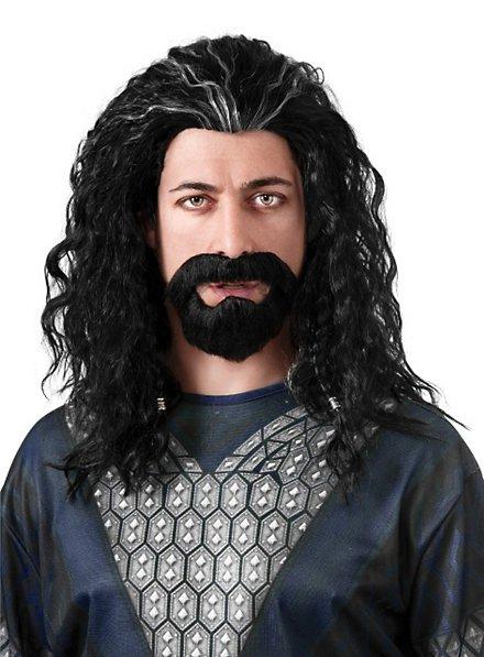 Der Hobbit Thorin Eichenschild Perücke und Bart