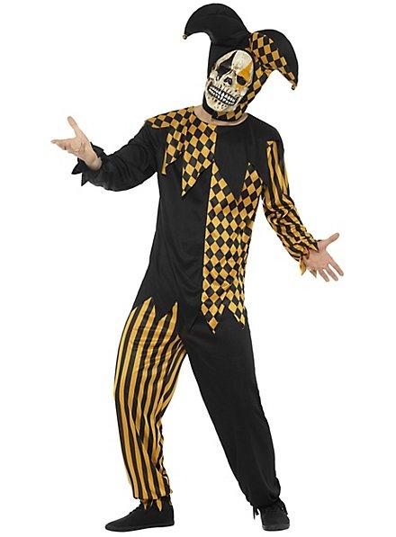Devil Jester Costume