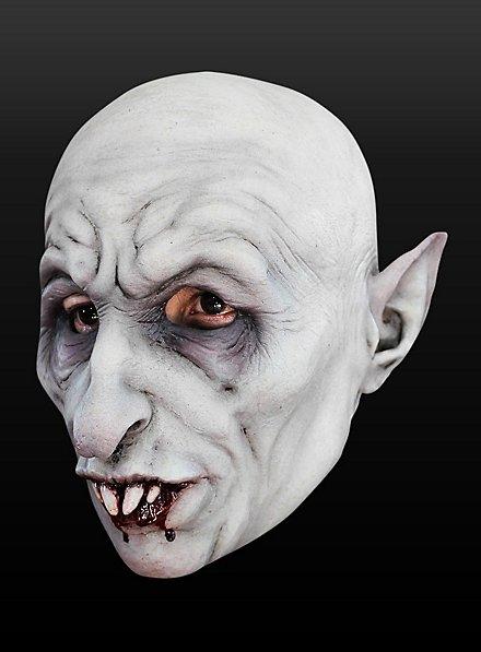 Devil Nosferatu Latex Full Mask
