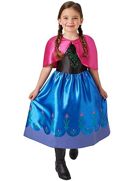 Die Eiskönigin Anna Kinderkostüm Basic