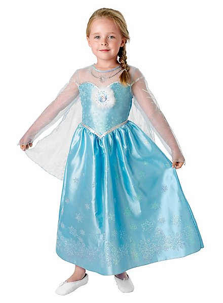Die Eiskönigin Elsa Kinderkostüm