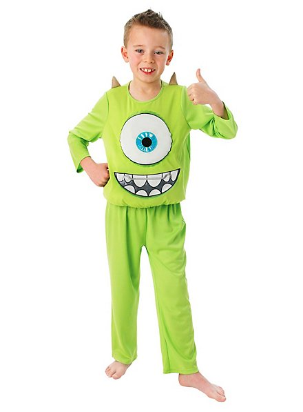Die Monster Uni Mike Glotzkowski Deluxe Kinderkostüm