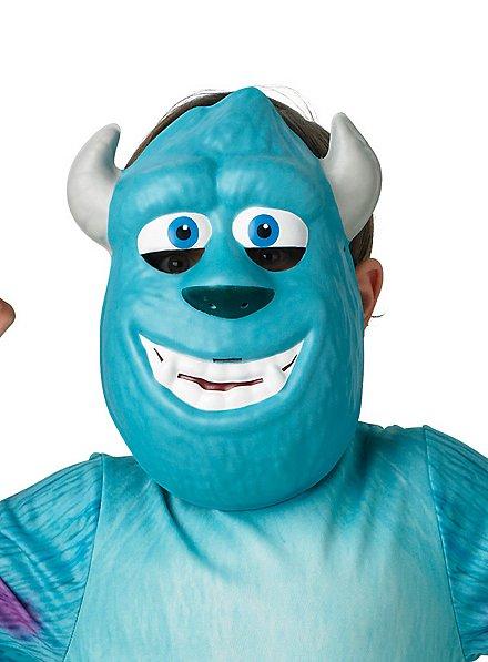 Monster Uni Kostum.Die Monster Uni Sulley Maske Fur Kinder Maskworld Com