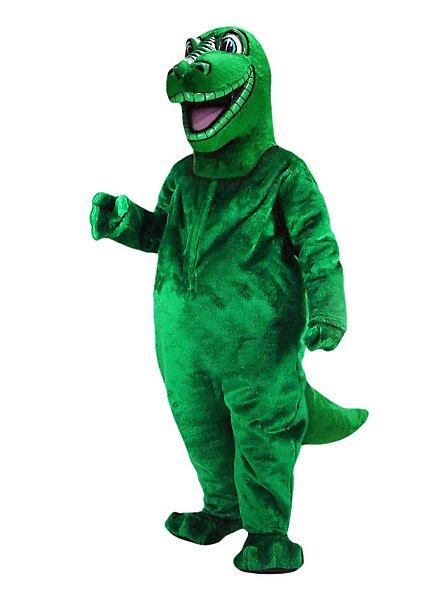 Dino joyeux Mascotte