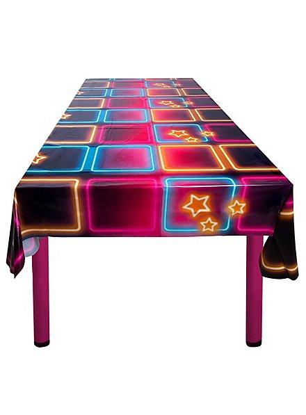 Disco Party Tischdecke