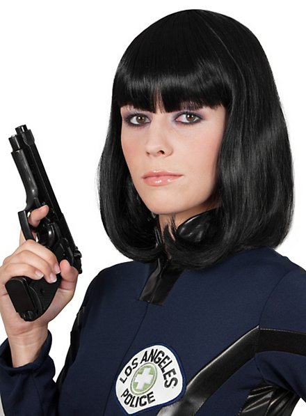 Diva black High Quality Wig