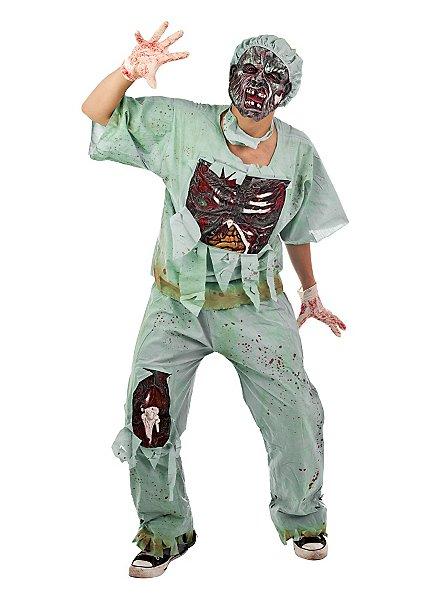 Docteur zombie Déguisement Enfant