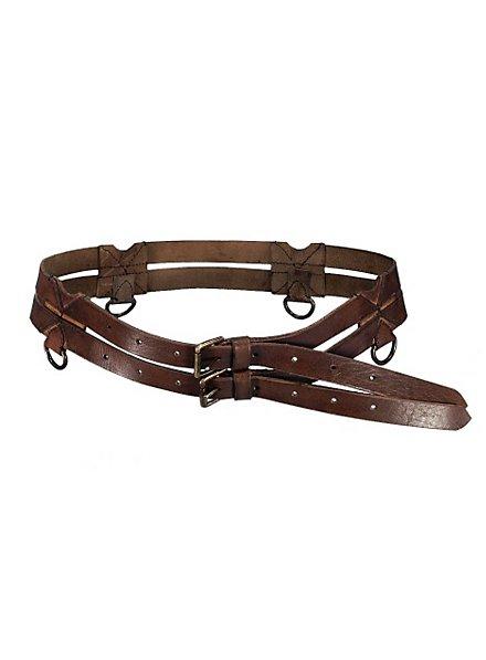 Double Belt brown