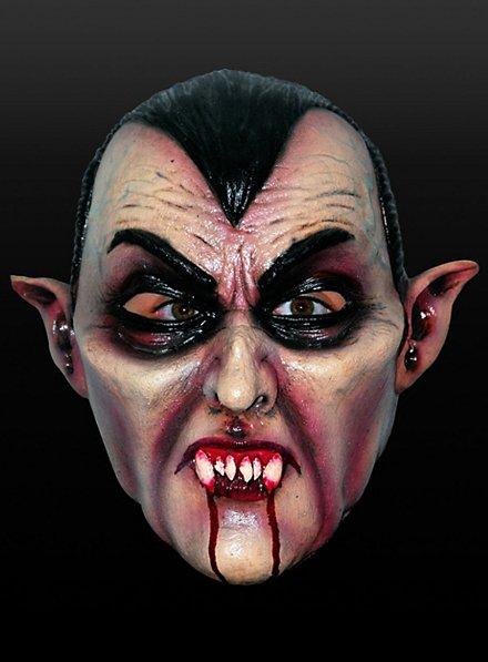 Draculamaske Maske aus Latex