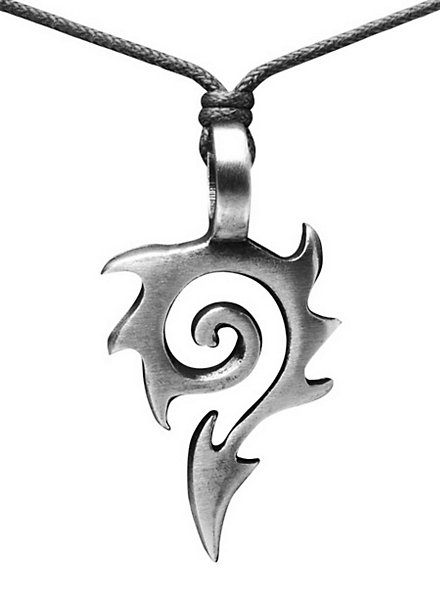 Dragon Tail Necklace