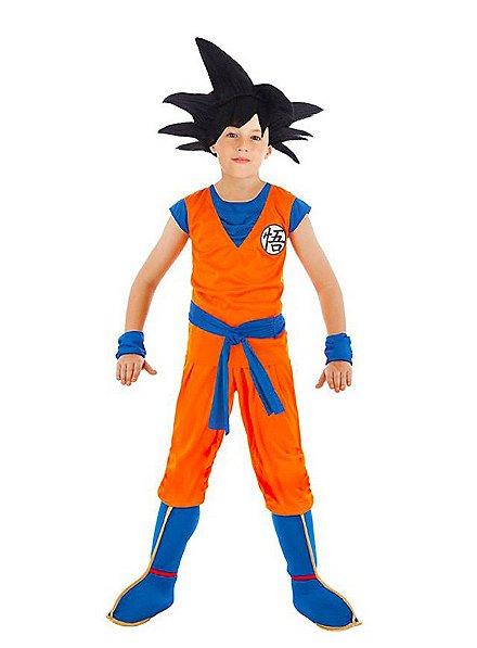 Dragonball Z Son Goku Kinderkostum Maskworld Com
