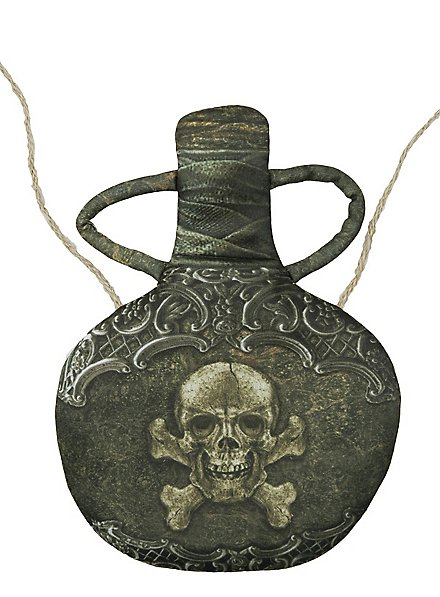 Drinking Bottle Pirate