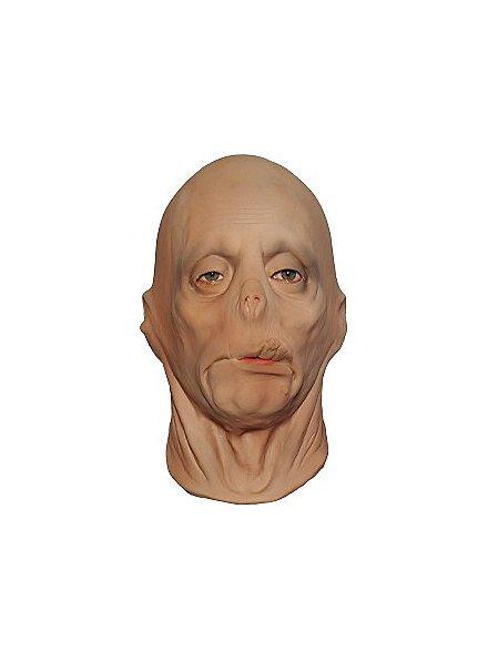Echsenmensch Maske aus Schaumlatex