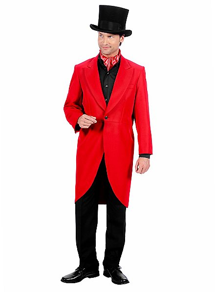 Edwardian Waistcoat red