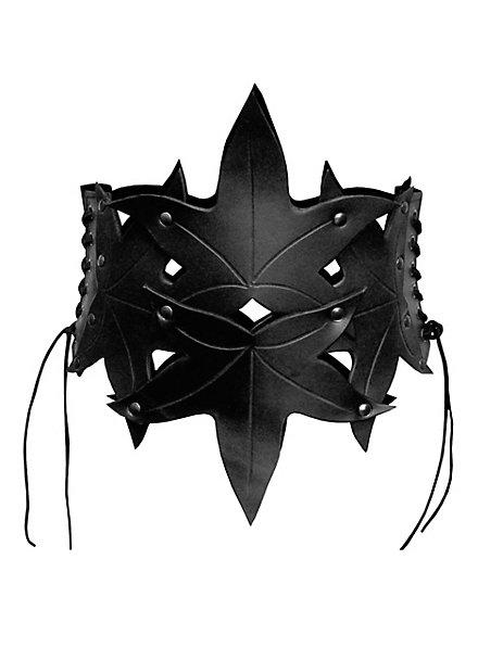 Elf Leather Bustier black