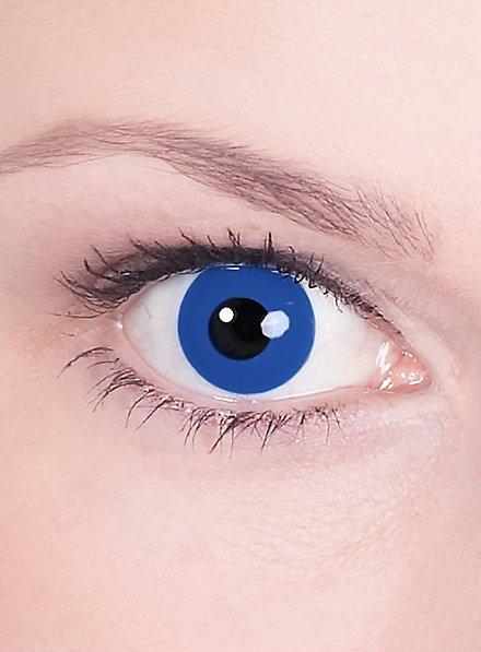 Blue Contact Lens Special Effect Elf
