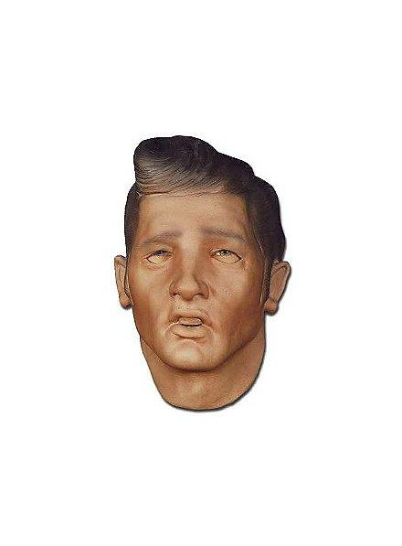 Elvis Maske aus Schaumlatex