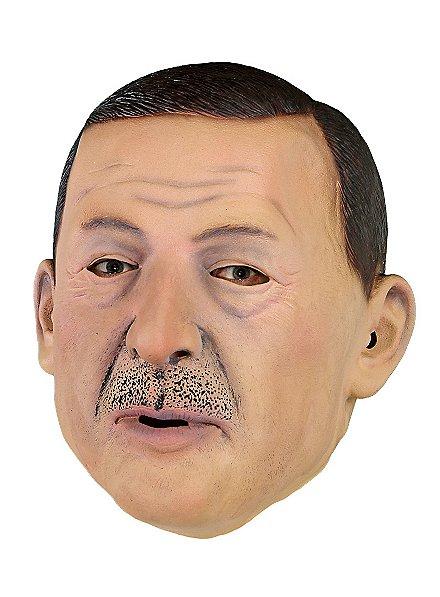 Erdogan Politikermaske