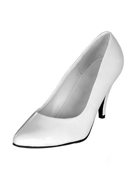 Escarpins classiques blancs