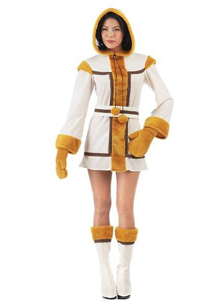 Eskimo Frau Kostüm - maskworld.com